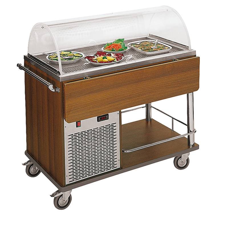 Refrigerated trolley Paderno Hotel amp Restaurant Service : 49994 03 from hotel.paderno.it size 800 x 800 jpeg 76kB