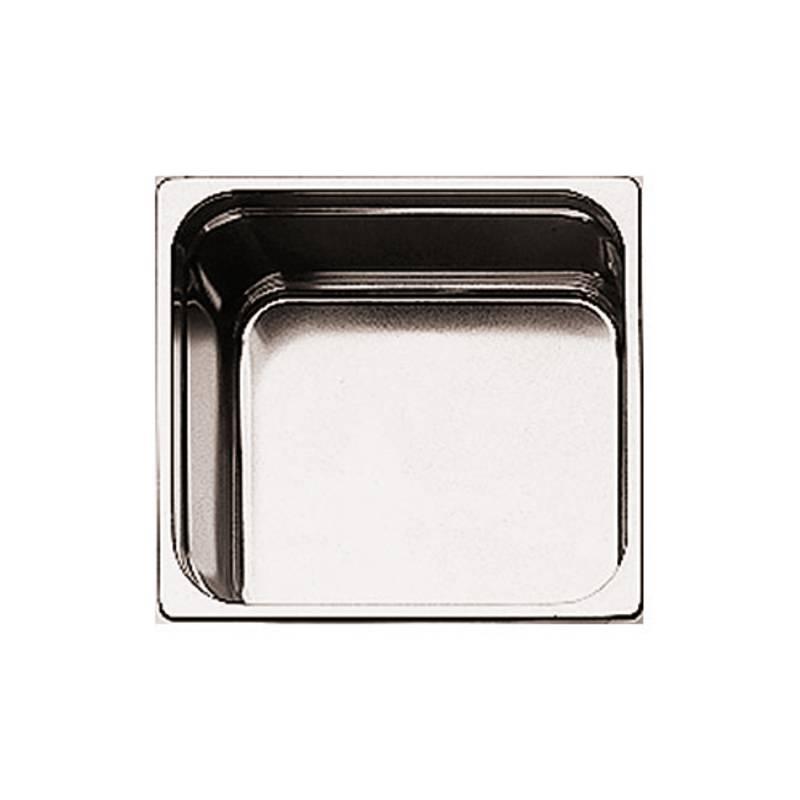 Food pan fixed handles GN 2/3 - GN series 14700 polypropylene