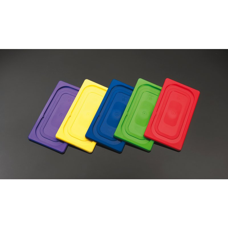 GN 1/9 hermetic lid - GN series 14900 polypropylene
