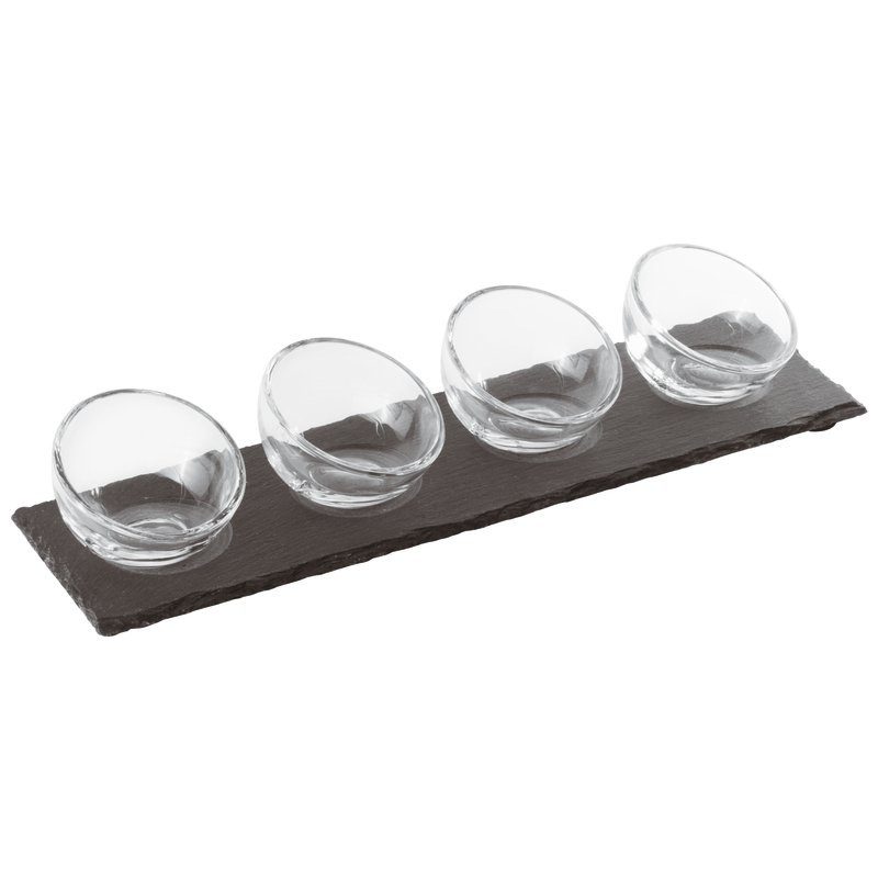 Tasting/dessert, 5 pcs set - Tabletop accessories