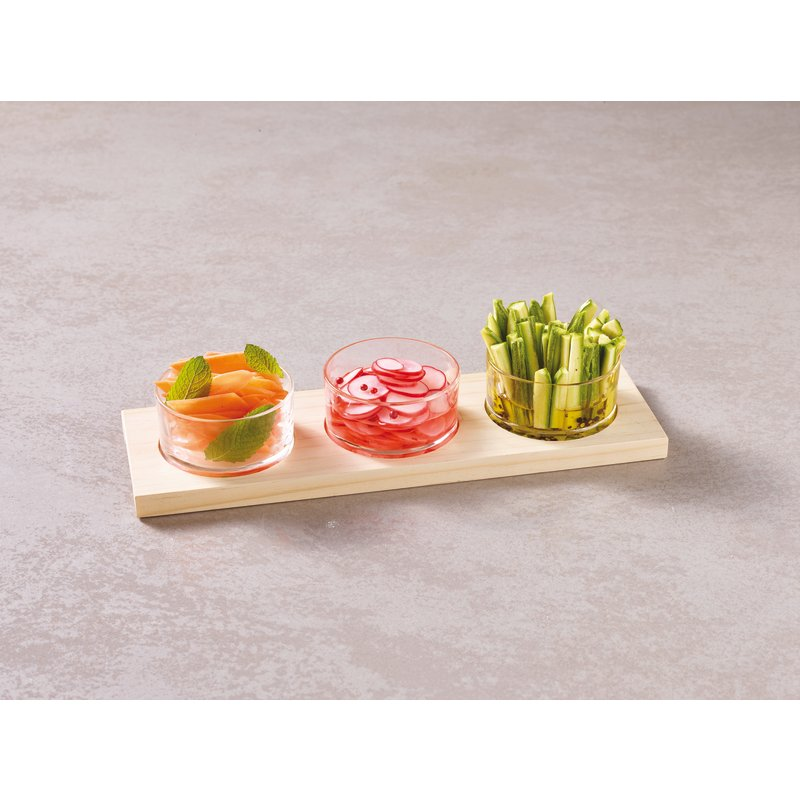 Tasting/dessert, 4 pcs set - Tabletop accessories