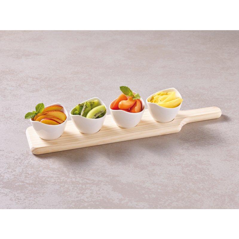 Tasting/dessert, 5 pcs set - Tabletop accessories