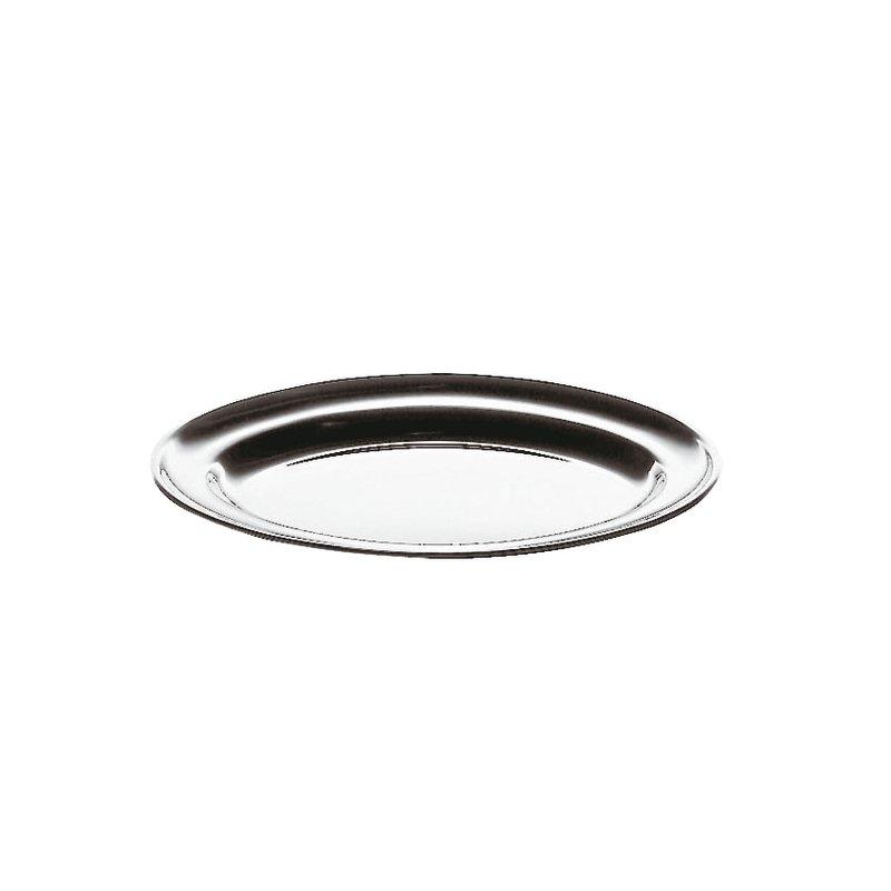 Vassoio ovale con bordo - Vassoi