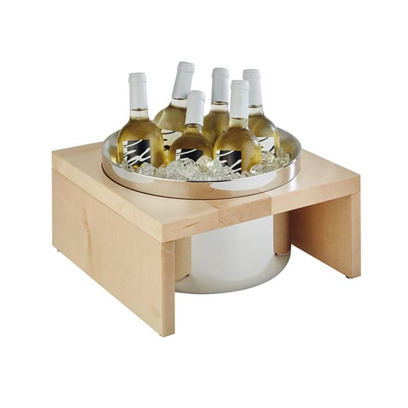 Bottle cooler | Paderno | Hotel & Restaurant Service