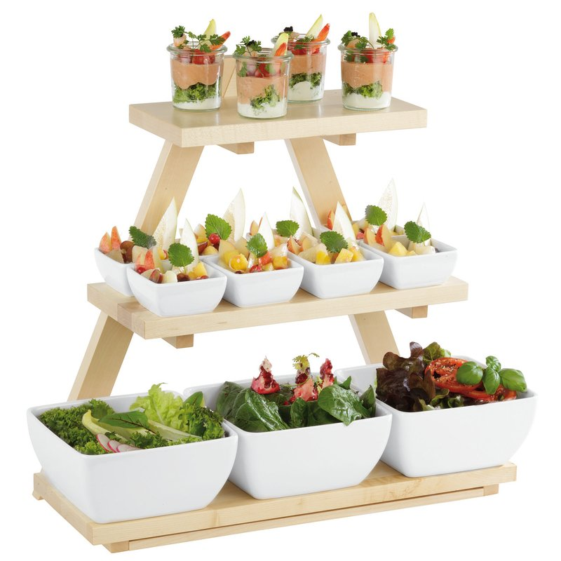 Buffet display | Paderno | Hotel & Restaurant Service