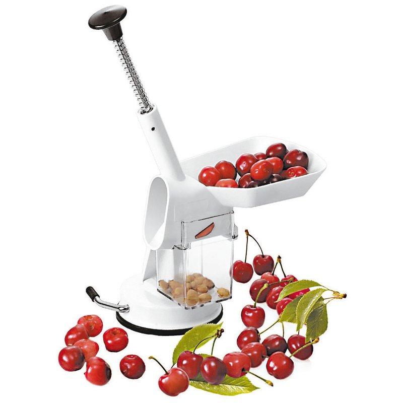 Snocciolatore ciliegie - Preparare e affettare