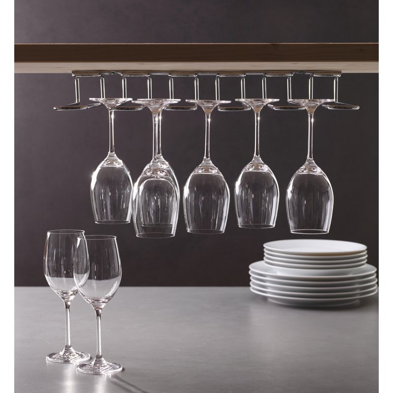 Glass shelf rack - Bar