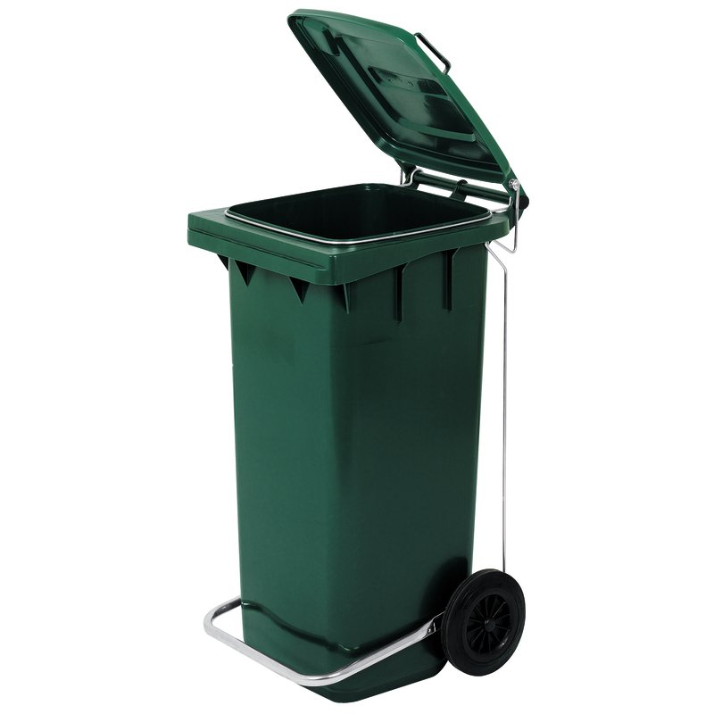 Step on bin - Waste collection