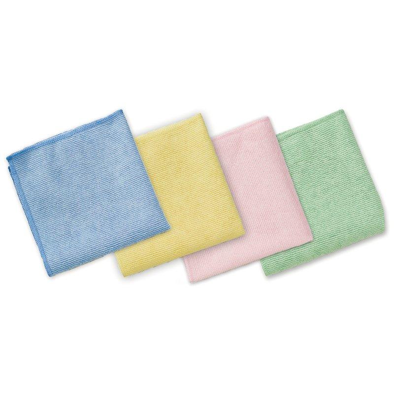 Microfiber cloth, set 12 pcs - Cleaning items