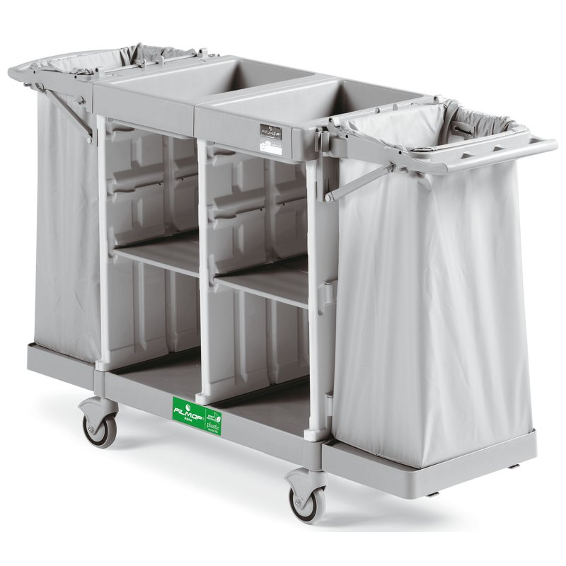 Housekeeping cart - Cleaning items