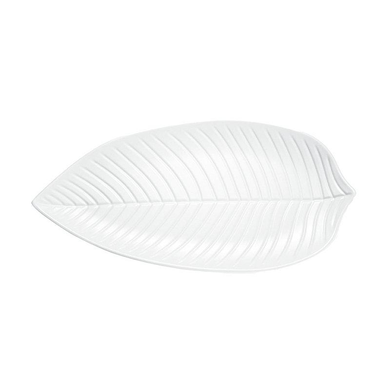 Plate Leaf - Zen buffet