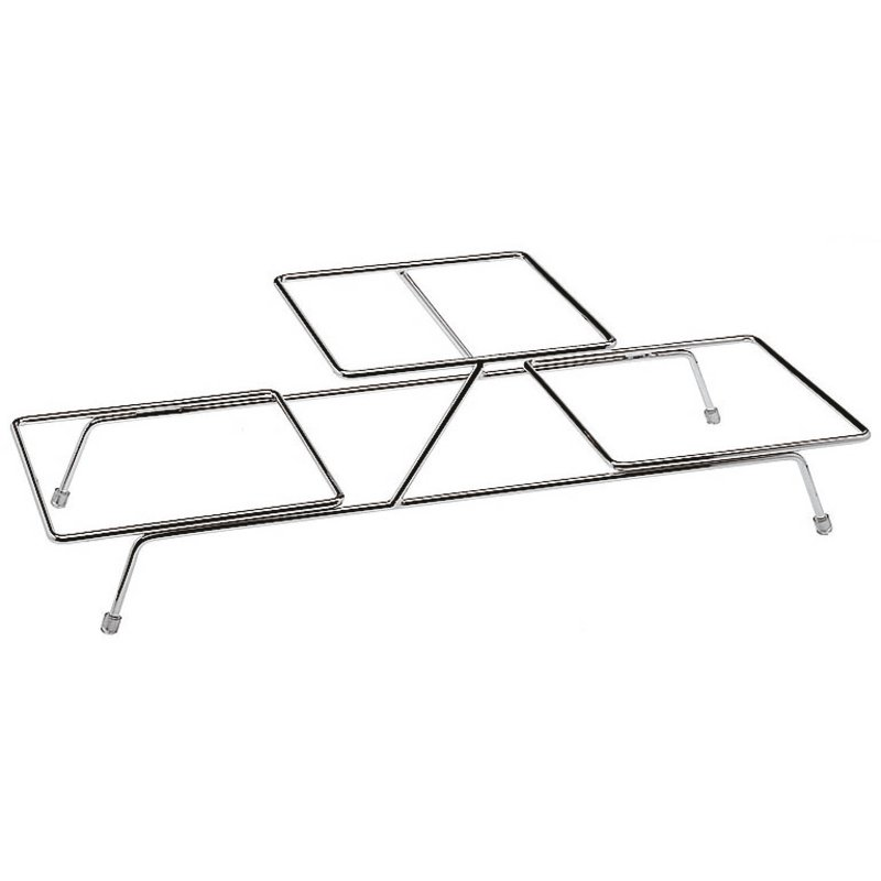 Service stand, chrome plated - Bar