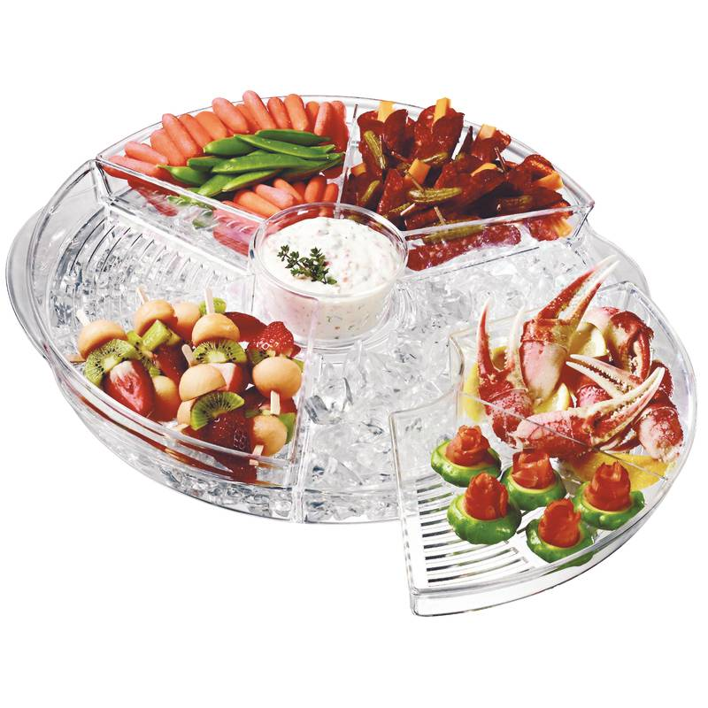 Hors d'oeuvre tray - Appetizers