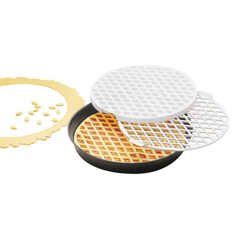 Stampo decora crostate - Utensili pasticceria