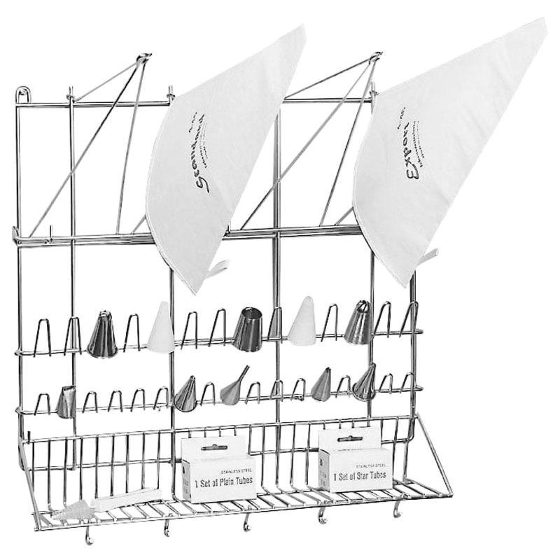 Espositore sacchetti/bocchette - Utensili pasticceria