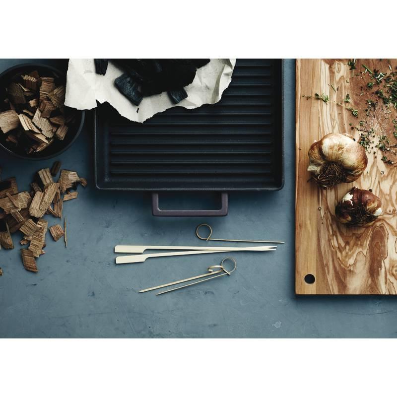 Spiedini bamboo, monouso, 100 pz - Accessori cucina etnica