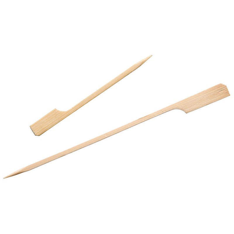 Bamboo skewers, disposable, 100 pcs - Ethnic cuisine - Serving items