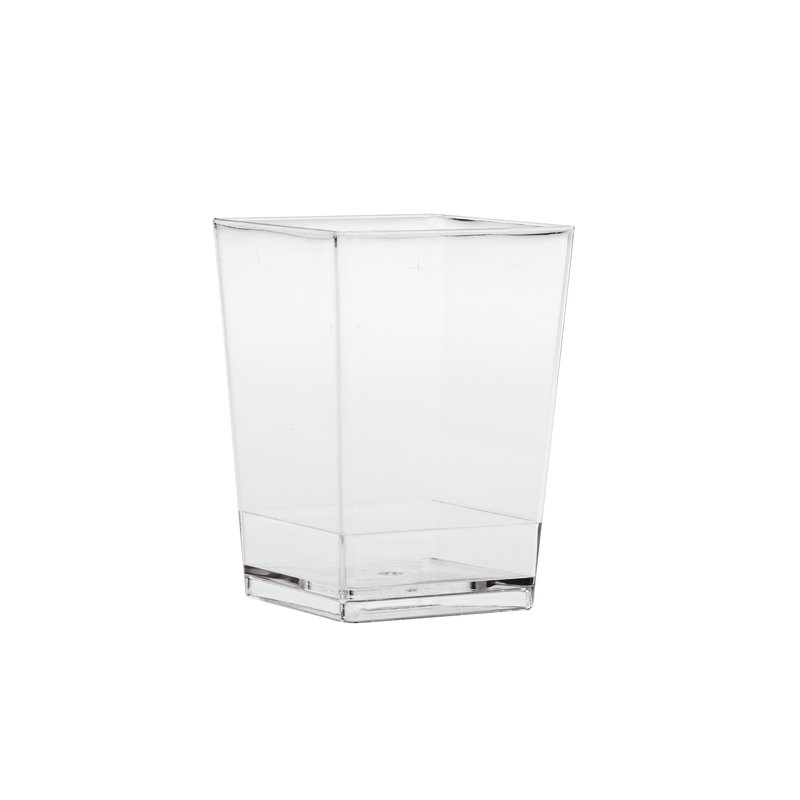 Small disposable glass, 100 pcs - Bar & ice cream