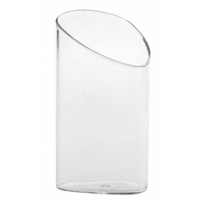 Small disposable glass, 100 pcs - Bar & ice cream