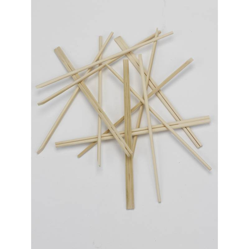 Bamboo chopsticks, disposable, 100 pairs - Ethnic cuisine - Serving items