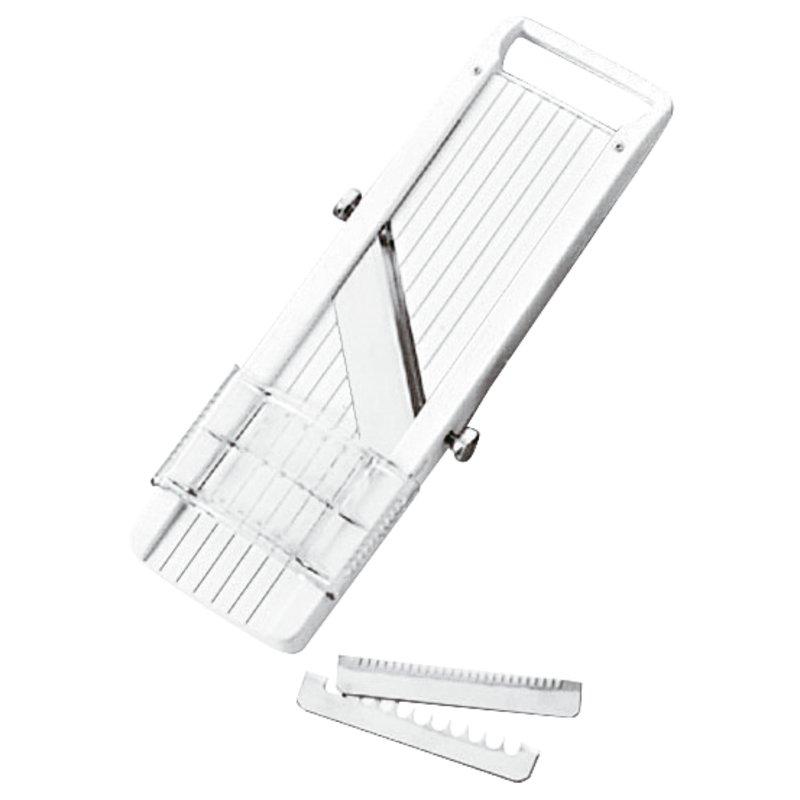 Japanese mandoline slicer - Preparing & slicing