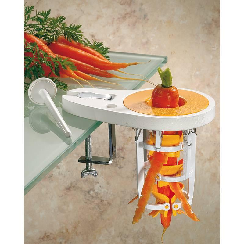 Carrots peeler - Preparing & slicing