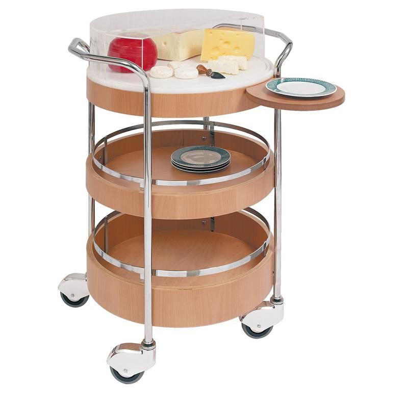 Cake & cheese trolley - Serving trolleys