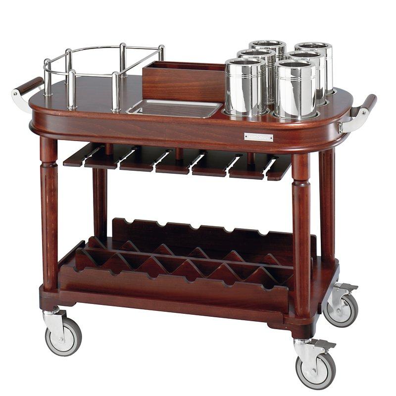 Wine trolley - Versailles