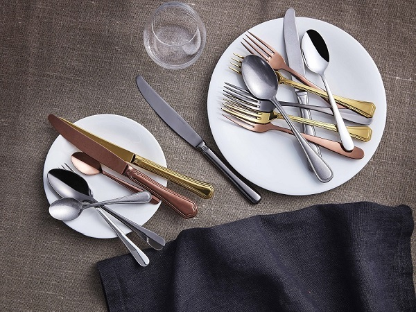Flatware Trends - Arthur Krupp puts style on the table