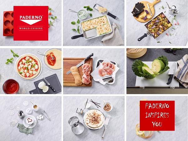 Paderno inspires you